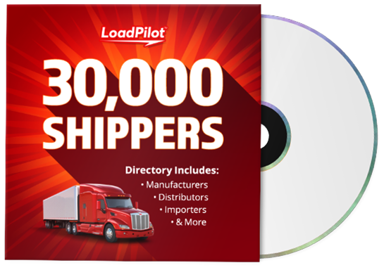 Shippers List of Sales Leads